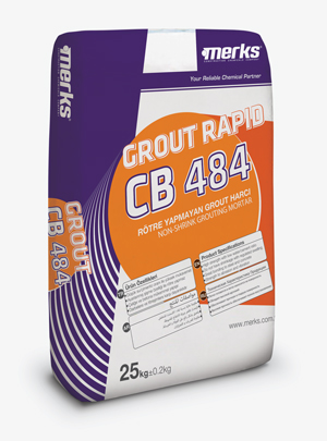 Grout Rapid CB 484